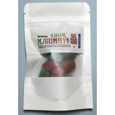 MJ Gummy SOUR Bears (Original & CBD)