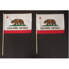 California State Flag (Two-pack)
